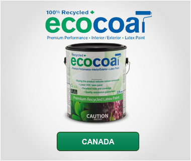 EcoCoat Paint Button